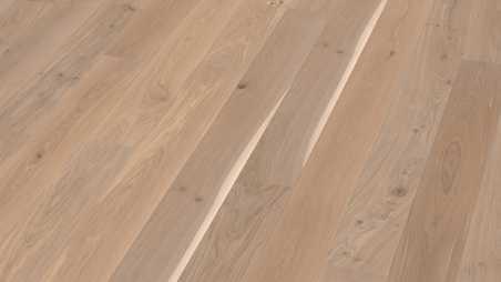 Trisluoksnė parketlentė Boen Plank Ąžuolas White Animoso 181 MM