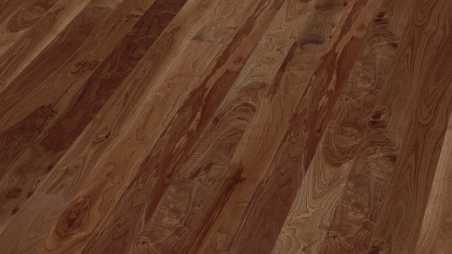 Trisluoksnė parketlentė Boen Gent Plank Riešutas Animoso 138 MM