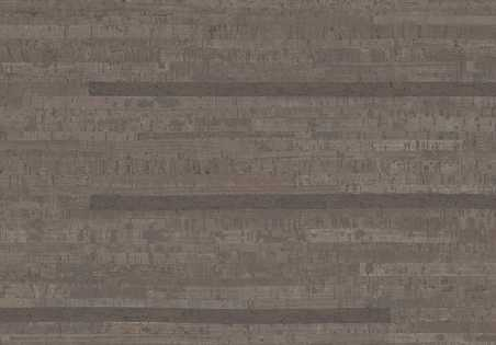 Kamštinė grindų danga Linn Grafite
