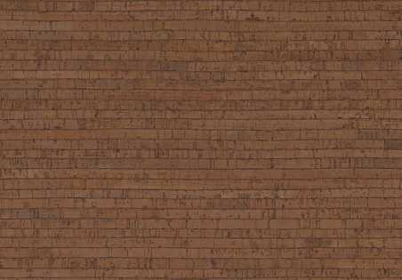 Kamštinė grindų danga Reed Chestnut