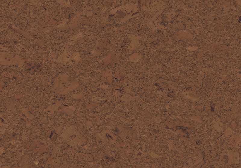Kamštinė grindų danga Shell Chestnut