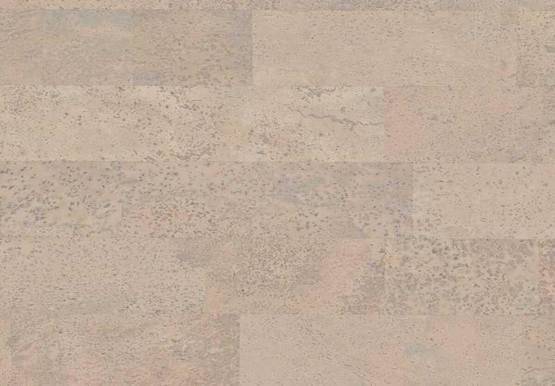 Kamštinė grindų danga Identity Antique White