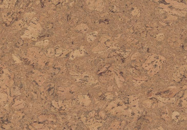 Kamštinė grindų danga Personality Natural