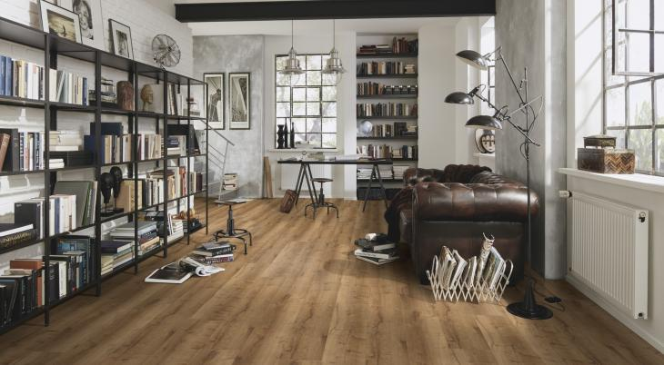 Vinilo danga Wineo 400 Wood XL Ąžuolas Mellow Comfort 2 MM