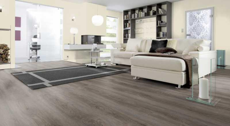 Vinilo danga Wineo 400 Wood XL Ąžuolas Smokey Valour 2 MM