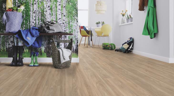 Vinilo danga Wineo 400 Wood Ąžuolas Tender Compassion 4,5 MM