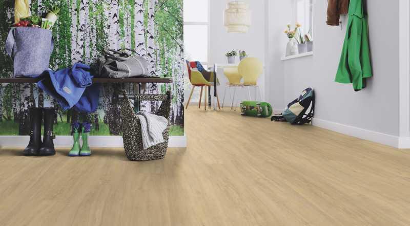 Vinilo danga Wineo 400 Wood XL Ąžuolas Pure Kindness 4,5 MM
