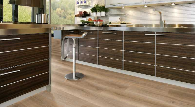 Vinilo Danga Wineo 600 Wood XL Amsterdam Loft 5 MM nuotrauka