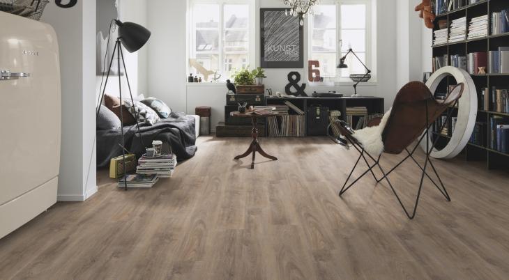 Vinilo Danga Wineo 600 Wood Cozy Place 5 MM