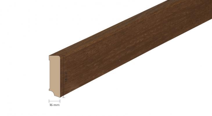 Faneruota medinė grindjuostė Boen Ąžuolas Oregon 16*58 MM