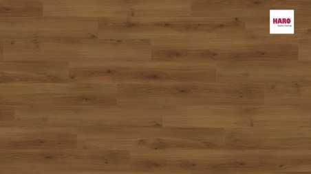 Laminuotos grindys Haro Tritty 100 Ąžuolas Emilia Amber