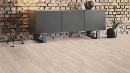 Laminuotos grindys Kaindl Classic Touch Standard 8.0 Kaštonas Fagales