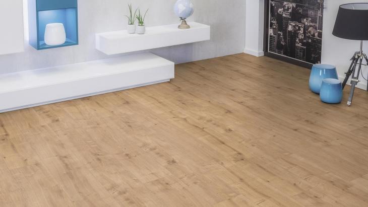 Laminuotos grindys Kaindl Classic Touch Standard 8.0 Ąžuolas Chalet