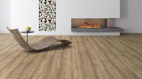 Laminuotos grindys Kaindl Classic Touch Standard 8.0 Ąžuolas York