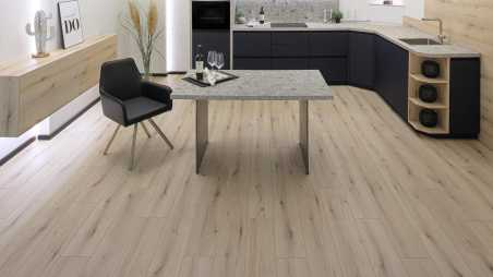 Laminuotos grindys Kaindl Natural Touch Standard 8.0 Ąžuolas Evoke Vanilla