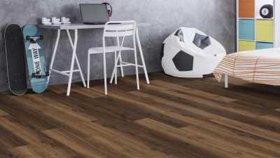 Laminuotos grindys Kaindl AquaPro Select Standard 12.0 Hickory Lowa