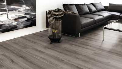 Laminuotos grindys Kaindl AquaPro Select Standard 12.0 Ąžuolas Evoke Crack