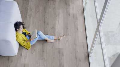 Laminuotos grindys Kaindl Classic Touch Wide 8.0 Ąžuolas Ferrara Ashmond