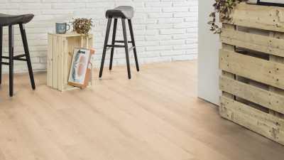 Laminuotos grindys Kaindl Classic Touch Premium 8.0 Ąžuolas Evoke Crystal