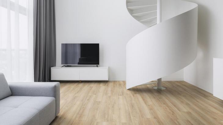 Laminuotos grindys Kaindl AQUApro Select 8.0 Standard Ąžuolas Cordoba Creme