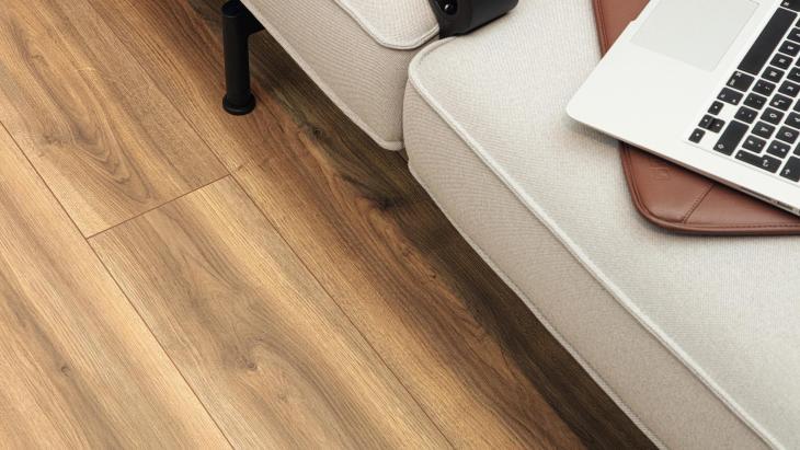 Laminuotos grindys Kaindl AQUApro Select 8.0 Standard Ąžuolas Cordoba Noble