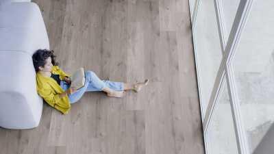 Laminuotos grindys Kaindl AQUApro Select 8.0 Standard Ąžuolas Ferrara Ashmond