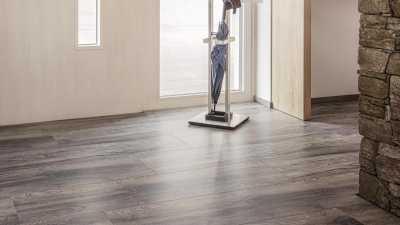 Laminuotos grindys Kaindl AQUApro Select 8.0 Smart Plank Ąžuolas Saloon Tombstone