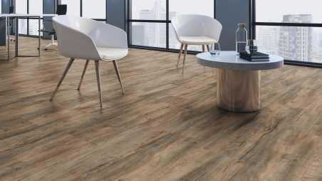Laminuotos grindys Kaindl AQUApro Select 8.0 Smart Plank Ąžuolas Saloon Moodbon