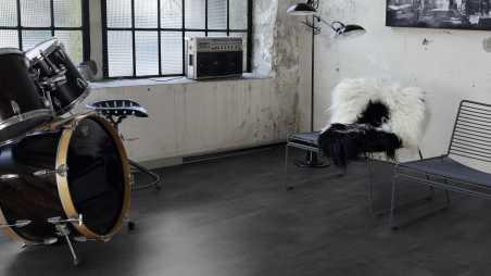 Laminuotos grindys Kaindl AQUApro Select 8.0 Tile Betonas Art Infinity