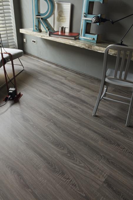 Laminuotos grindys Kaindl Classic Touch Standard 8.0 Ąžuolas Silea