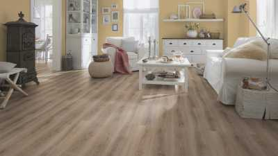 Vinilo Danga Wineo 600 Wood Smooth Place 5 MM