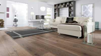Vinilo danga Wineo 800 Wood XL Ąžuolas Mud Rustic 2.5 MM