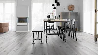 Vinilo danga Wineo 800 Wood XL Ąžuolas Helsinki Rustic 5 MM