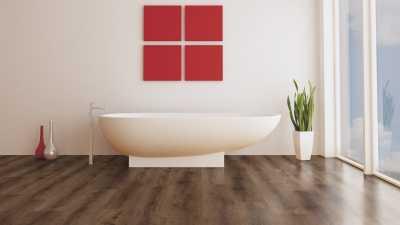 Vinilo danga Wineo 800 Wood XL Ąžuolas Santorini Deep 5 MM