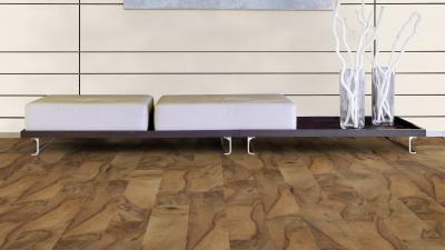 Laminuotos grindys Kaindl Easy Touch Premium 8.0 Riešutas Noce