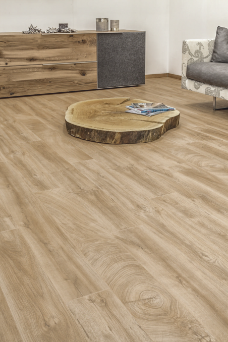 Laminuotos grindys Kaindl Natural Touch Premium 10.0 Endgrain Ąžuolas Fresco Lodge