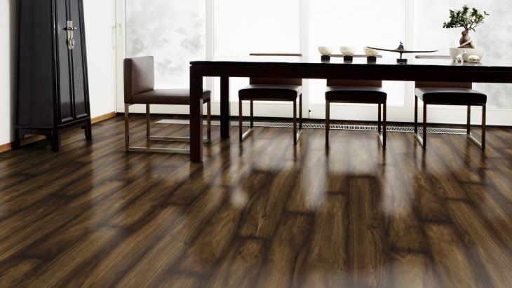 Laminuotos grindys Kaindl Easy Touch Premium 8.0 Klevas Velvet Blizgus