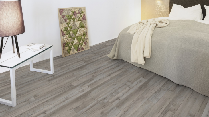 Laminuotos grindys Kaindl Classic Touch Standard 8.0 Ąžuolas Manor