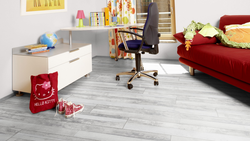 Laminuotos grindys Kaindl Classic Touch Standard 8.0 Pušis