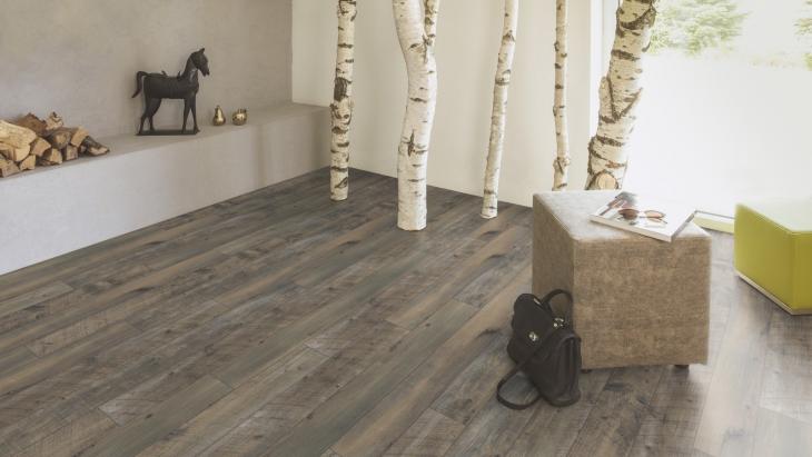 Laminuotos grindys Kaindl Classic Touch Premium 8.0 Pušis Madera Blanda