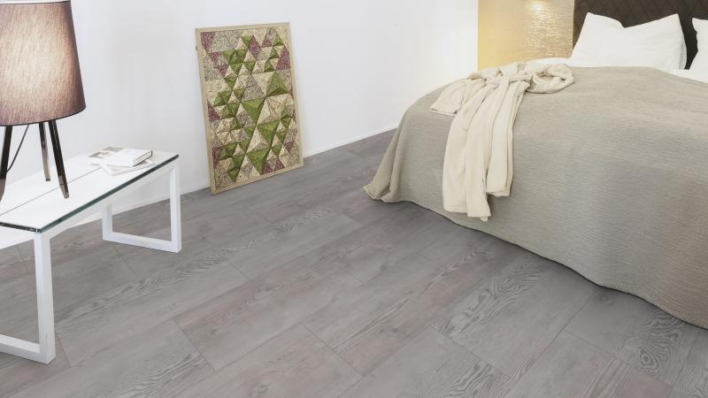 Laminuotos grindys Kaindl Classic Touch Tile 8.0 Pušis