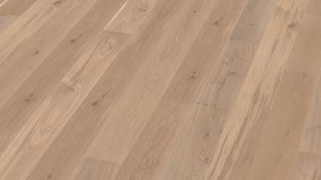 Trisluoksnė parketlentė Boen Gent Plank Ąžuolas White Animoso 181 MM
