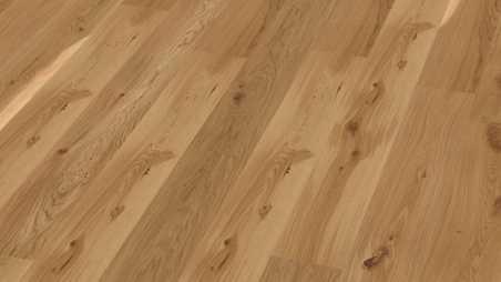 Trisluoksnė parketlentė Boen Gent Plank Ąžuolas Vivo 181 MM