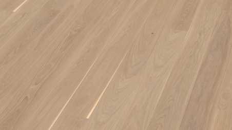 Trisluoksnė parketlentė Boen Plank Ąžuolas White Andante 181 MM