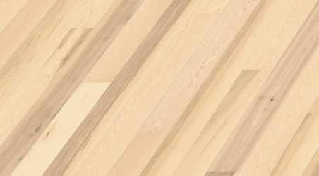 Trisluoksnė parketlentė Boen Plank Uosis Reggae White 13 mm