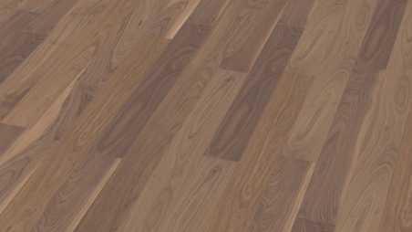 Trisluoksnė parketlentė Boen Plank Live Pure Amerikietiškas Riešutas 138 MM