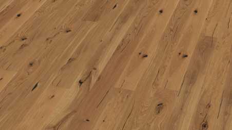 Trisluoksnė parketlentė Boen Plank Handcrafted Ąžuolas Espressivo 138 MM
