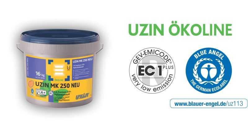 Klijai medinėms grindims UZIN MK 250, 16 kg nuotrauka