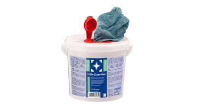 Universalios valymo servetėlės UZIN Clean-Box, 72 vnt. nuotrauka