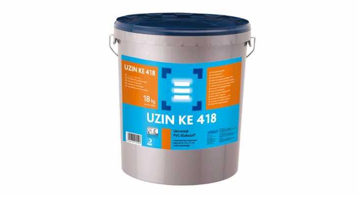 Universalūs klijai PVC dangoms UZIN KE 418, 20 kg